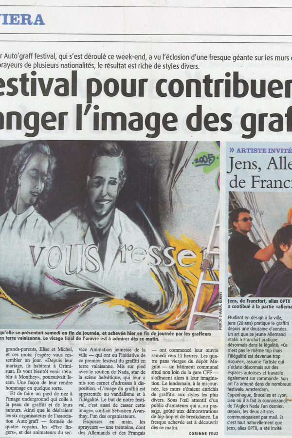 24 heures – festival Monthey