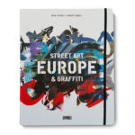 livre europe street art and graffiti 2018 couverture issam rezgui jasm one jasm jasm1 jasm.1