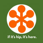 if it's hip, it's here logo